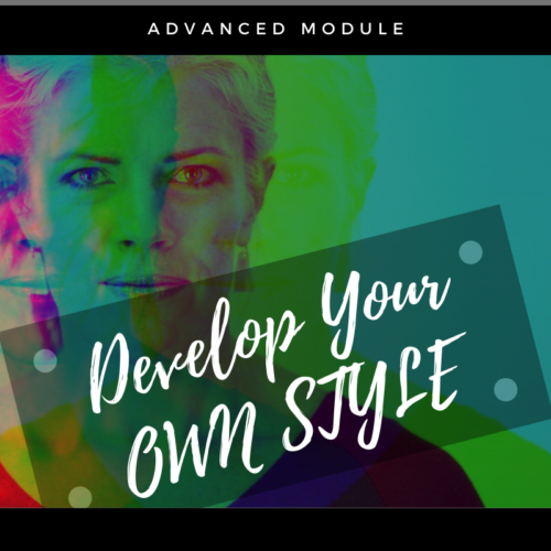 develop your own style